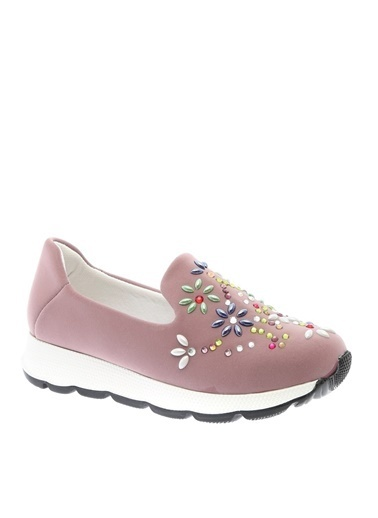 Asymmetry Ayakkabı Pudra